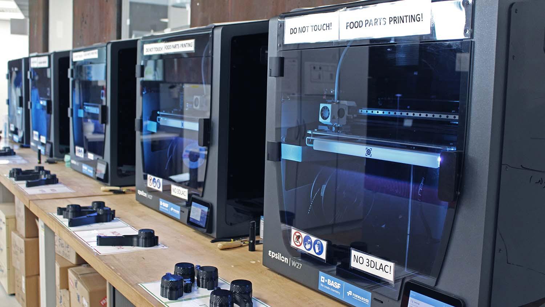 Replique Miele 3D Printing BCN3D Printers