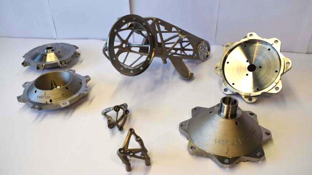 Thales Alenia Space 7 brackets