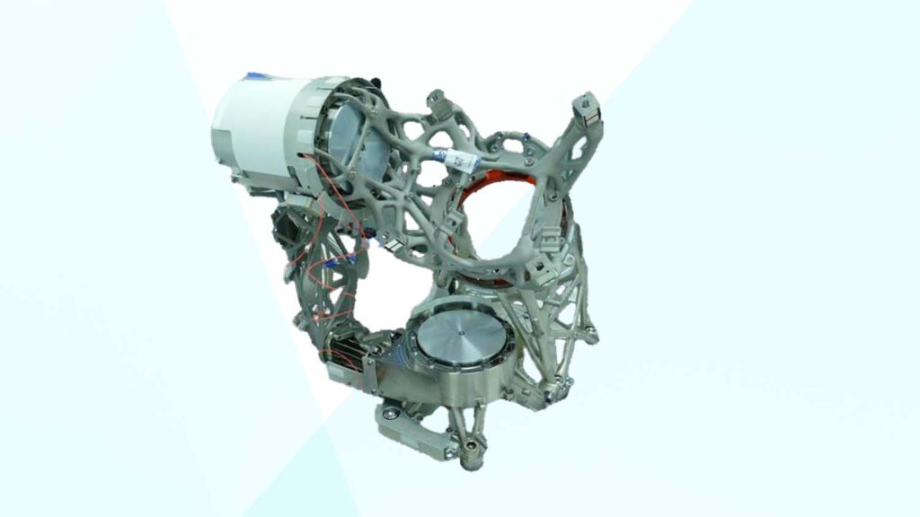 Thales Alenia Space system 3D Systems