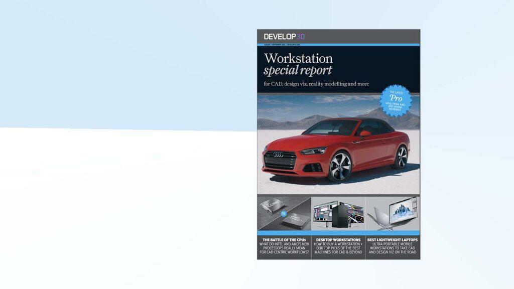 D3D Workstation Special 2021 blog