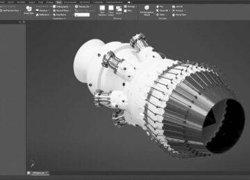 Multicore for CAD_Dark-Theme