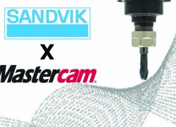 Sandvik Mastercam 2021