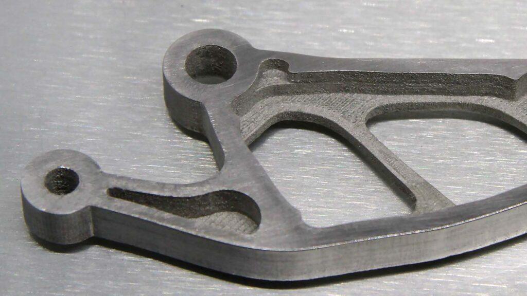 3DGBIRE sintering metal FDM part