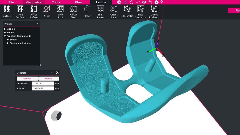 Gen3D Sulis v1.9 screenshot