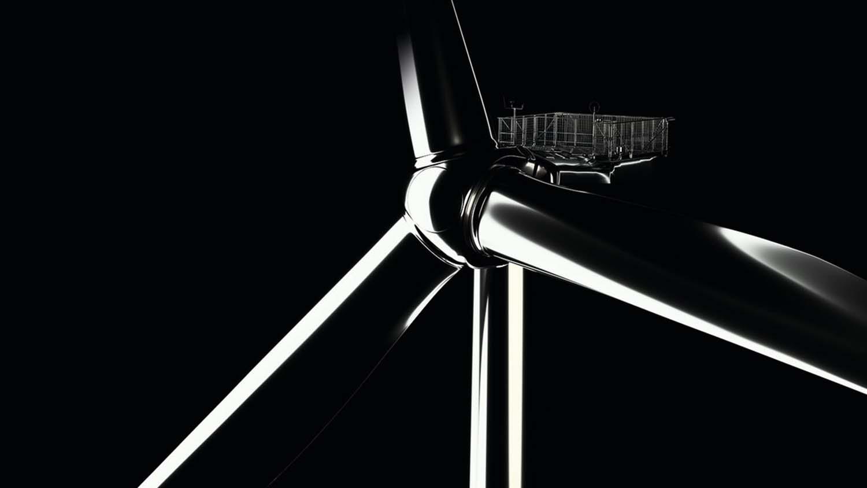 Markforged Eiger Fleet Vestas wind turbine