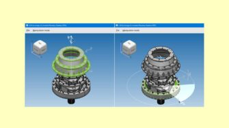 CAD Exchanger Visualization toolkit usability - Manipulator mode in CAD Exchanger copy